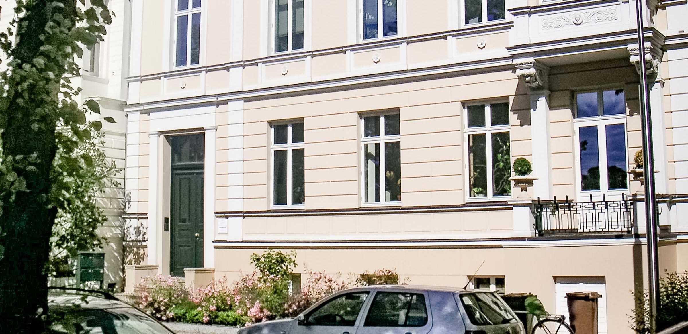 Unser Büro befindet sich in der August-Bebel-Str. 14 in Schwerin