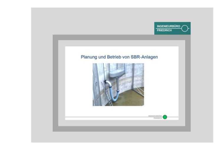Planung und Betrieb von SBR-Anlagen